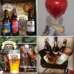 Kit de Cervejas Artesanais - Presente Dia dos Namorados