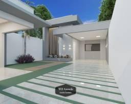 Casa  com 3 quartos - Bairro Santa Rosa em Cuiabá