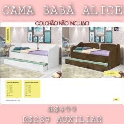 Cama cama babá alice