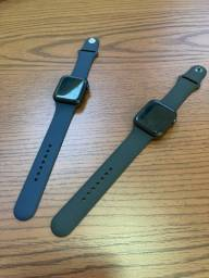 Título do anúncio: Apple Watch Série 6 44MM Azul ou Cinza Novo