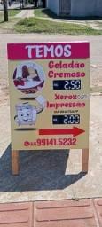 Título do anúncio: Geladão Cremoso R$ 2,50