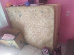 Cama Box usada
