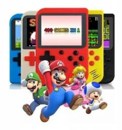 <br>Vídeo Game Portátil Mini 400 Games Clássico Super<br><br>