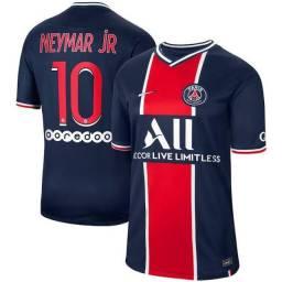 Título do anúncio: Camisa PSG I 2020/21 - Neymar Jr.