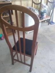 Título do anúncio: Cadeira marrom