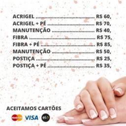 Salão de beleza - Centro de Nova Iguaçu