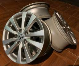Título do anúncio: Rodas New Civic 5X114,3