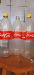 Título do anúncio: Garrafas de Coca Cola
