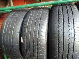 Título do anúncio: 4-pneus 265/60/18 bridgestone dueler