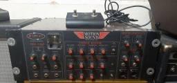 Leslie Preamp Valvulado Motion Sound R3-147 Rotatory Speaker