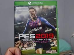 Pes 2019 p/ Xbox One