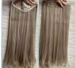 Apliques orgânicos idêntico cabelo humano aceitamos cartões