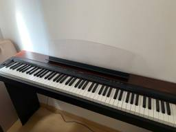 Título do anúncio: Piano elétrico Yamaha P-155