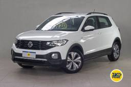 VW T-cross Comfor. 200TSI 2020 8.000KM.