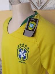 Camisa Oficial do Brasil!!!
