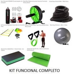Kit Funcional Fitness