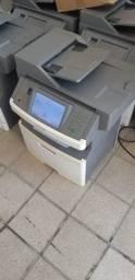 Impressora Lexmark X464de - Laser