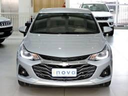 Título do anúncio: Cruze Premier 1.4 aut. couro + multimidia prata - apenas 8.700 km 2020
