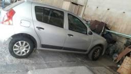 Renault Sandero - Passo financiamento