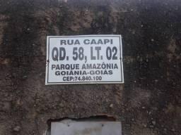 Lote/Terreno para venda possui 468 metros quadrados em Parque Amazônia - Goiânia - GO
