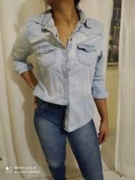 Camisa Jeans P