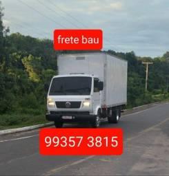 Frete disponível caminhão baú.....