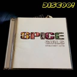 CD Spice Girls - Greatest Hits