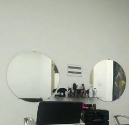 Conjunto de Espelhos Redondo