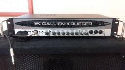 Amplificador (cabeçote) GK 400RB Mark IV