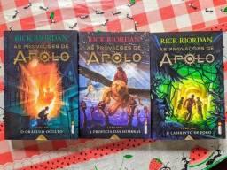 Título do anúncio: As Provações de Apolo