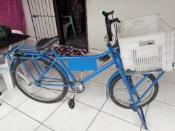 Título do anúncio: Bicicleta Cargueira - Excelente Estado