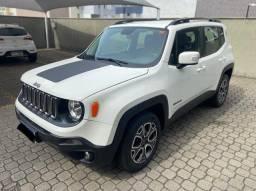 Jeep Renegade 2018 carrão capa de revista impecável