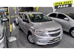 Título do anúncio: Chevrolet Onix 2016 1.0 mpfi lt 8v flex 4p manual