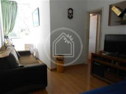 Apartamento à venda com 1 dormitórios em Botafogo, Rio de janeiro cod:789484
