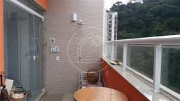 Apartamento à venda com 3 dormitórios em Leme, Rio de janeiro cod:826475