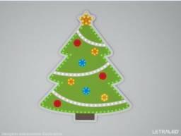 Árvore De Natal em LED
