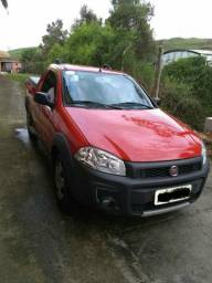 Vendo Fiat Strada Hard Working 1.4 Ano 17/17 - 2017