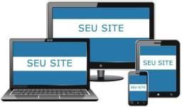 Criação De Website + Hospedagem - Site - Web Design (Por Apenas 259,90)