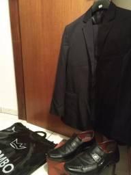 Lindo Terno, calça e sapato social *promoção