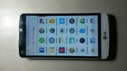 Celular LG L Prime Dual Tv - TELA TRINCADA
