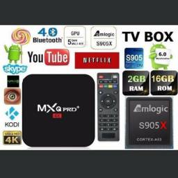 Tv box 2GB Ram / 16GB Rom - Android 7.1 (Original)Super Veloz. Zap983336166