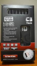 Carregador C3 Tech - Fonte para Notebook 120W NB-120