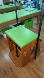 Pilates step chair usado