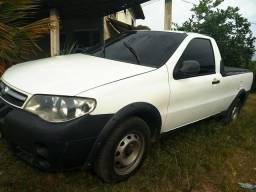 Fiat Strada troco por carro passeio ou kombi - 2012