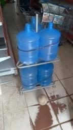 Botijoes de agua