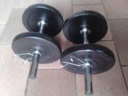 Halteres fitness