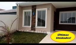 Venha Adquirir sua Casa em Cond. fechado com Entrada de 30%+ Parcelas sem Burocracia!Ligue