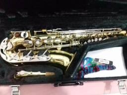 Sax Alto Yamaha YAS 23 (Made in Japan) - Parcelado pelo Mercado Livre