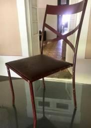 Cadeira de ferro para buffet