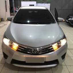 Corolla Gli CVT 1.8 com 37mil KM apenas Semi Novo Impecável - 2017